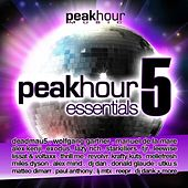 Peak hour Essentials 5 by Various Artists