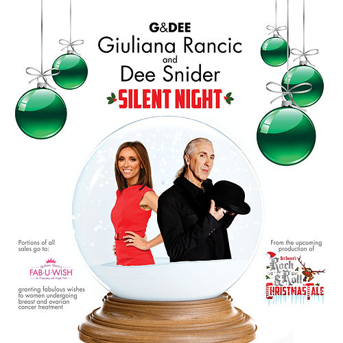 Play & Download Silent Night by Dee Snider | Napster
