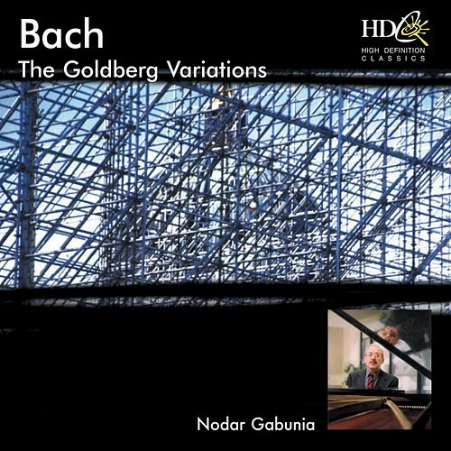 Bach (The Goldberg Variations) by Nodar Gabunia