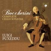 Play & Download Boccherini: Complete Cello Sonatas by Luigi Puxeddu   Napster