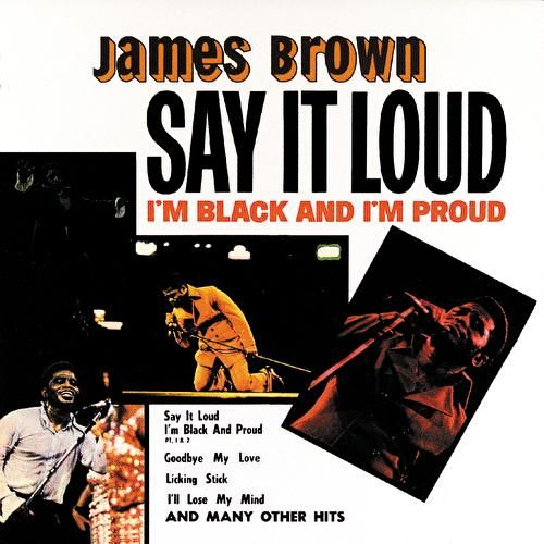 Say It Loud: I'm Black And I'm Proud by James Brown