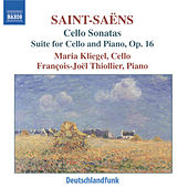 SAINT-SAENS: Cello Sonatas Nos. 1 and 2 / Cello Suite by Maria Kliegel