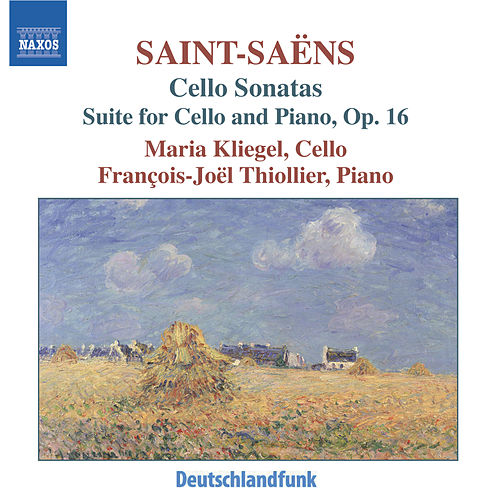Play & Download SAINT-SAENS: Cello Sonatas Nos. 1 and 2 / Cello Suite by Maria Kliegel | Napster
