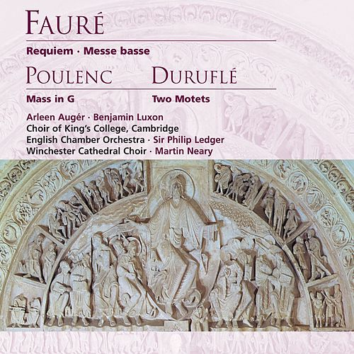 Play & Download Fauré: Requiem, Messe basse . Poulenc: Mass in G by Winchester Cathedral Choir | Napster