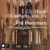 J.S. Bach: Cantatas Vol. 14 by Ton Koopman