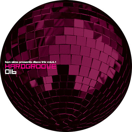 Disco Trix Vol 4.1 by Ben Sims