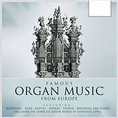 Play & Download Famous Organ Music from Europe by Various Artists | Napster