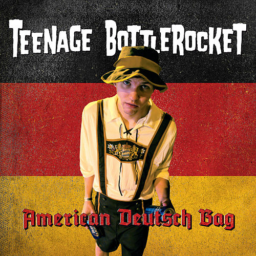 American Deutsch Bag by Teenage Bottlerocket