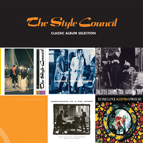 Classic Album Selection by The Style Council