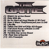 Play & Download The Game Mix CD Vol. 1 by Various Artists | Napster