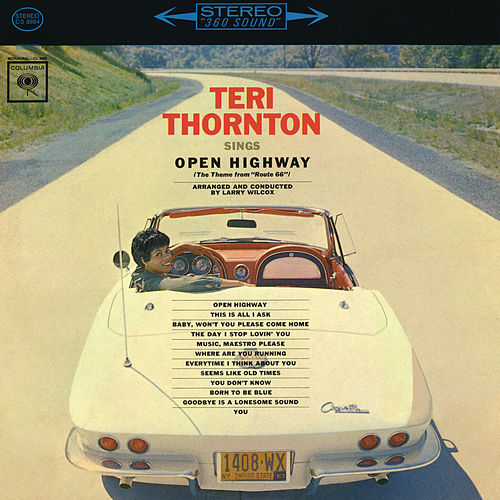 Teri Thornton Sings Open Highway (The Theme from