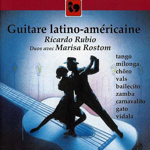 Piazzolla - Guastavino - Villa-Lobos: Guitare latino-américaine by Various Artists