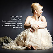 Play & Download Ladies First! Opera Arias by Joseph Haydn by Lisa Larsson | Napster