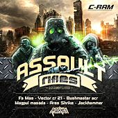 Assault rifles by Cram