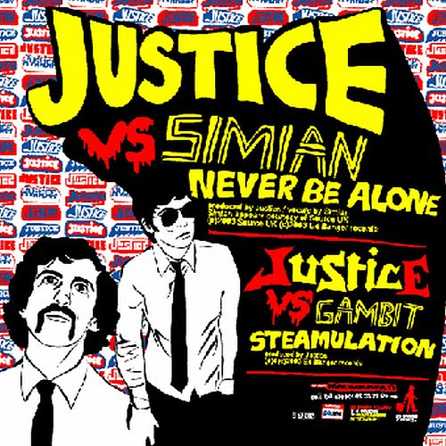 Play & Download Steamulation by Justice | Napster