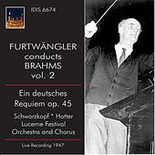 Play & Download Furtwängler Conducts Brahms, Vol. 2 (Live) by Various Artists | Napster