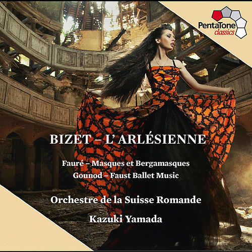 Play & Download Bizet: L'Arlesienne Suite Nos. 1 & 2 - Fauré: Masques et bergamasques Suite - Gounod: Faust by Swiss Romande Orchestra | Napster