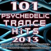 101 Psychedelic Trance Hits 2013 - Best of Goa Trance, Hard Dance, Fullon, Progressive, Tech Trance, Acid House, Edm, Rave Music by Psytrance