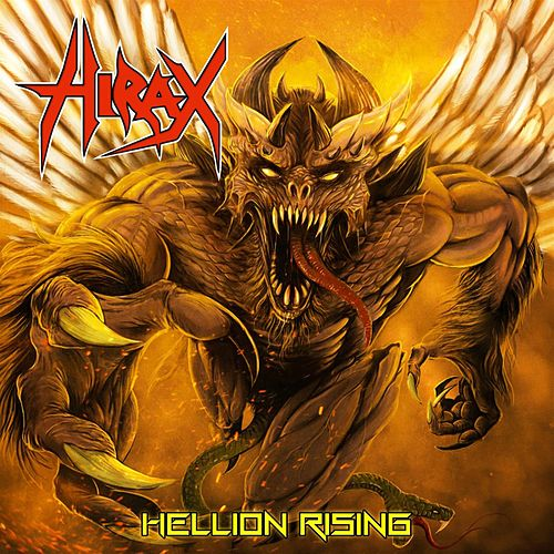 Play & Download Hellion Rising by Hirax | Napster