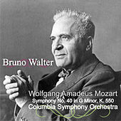 Play & Download Wolfgang Amadeus Mozart: Symphony No. 40 in G Minor, K. 550 by Bruno Walter | Napster