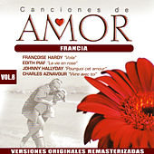 Canciones de Amor Vol.8: Francia by Various Artists