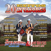 Play & Download 20 Exitos Invasores by Various Artists | Napster
