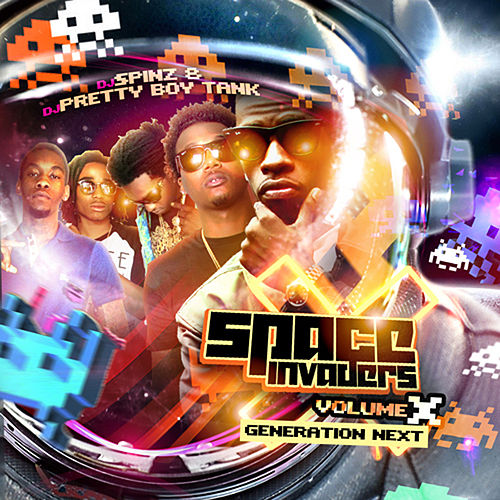 Space Invaders 10 by Various Artists