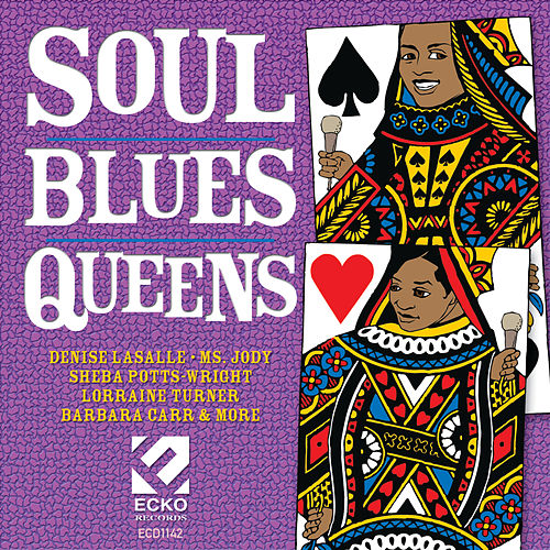 Soul Blues Queens by Various Artists