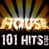 Play & Download 101 House Hits 2013 - Best of Top Techno Trance, Psy, Nrg, Electro House, Tech House, Goa, Club, Rave Anthems by Various Artists | Napster