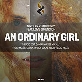 An Ordinary Girl by Nikolay Kempinskiy