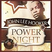 Power Night Vol. 3 de John Lee Hooker