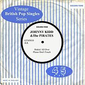 Vintage British Pop Singles: Johnny Kidd & The Pirates von Johnny Kidd