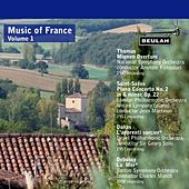 Play & Download Music of France, Vol. 1 by Various Artists | Napster