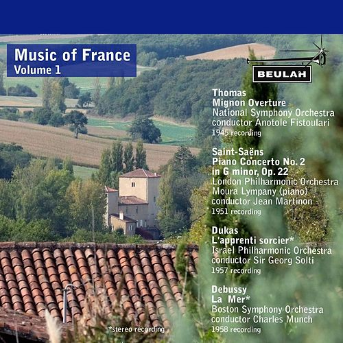 Music of France, Vol. 1 by Various Artists