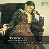 Play & Download Tchaikovsky: Piano Concertos Nos. 1 & 2 by St. Petersburg Philharmonic Orchestra Derek Han | Napster