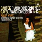 Play & Download Bartok: Piano Concerto No. 3 - Ravel: Piano Concerto in G Major by Janácek Philharmonic Orchestra Klára Würtz | Napster