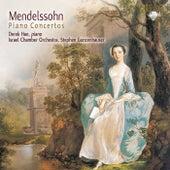 Mendelssohn: Piano Concertos by Israel Chamber Orchestra Derek Han