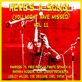 Here's A Song! (You Might Have Missed) Vol. 11 by Various Artists