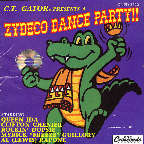 Play & Download A Zydeco Dance Party by Various Artists | Napster