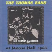 The Thomas Band at Moose Hall 1968, Vol. 2 by Kid Thomas Valentine