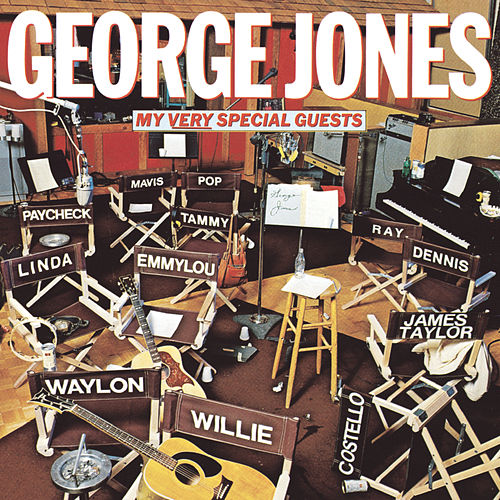 My Very Special Guests by George Jones