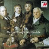 Haydn: The Last Three String Quartets by L'Archibudelli