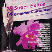 Play & Download 18 Super Exitos y 14 Grandes Cantantes by Various Artists | Napster