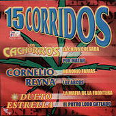 Play & Download 15 Corridos by Various Artists | Napster