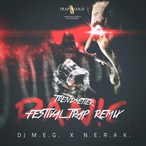 Play & Download Panic (Trendsetter aka Mark Holiday Remix) by DJ M.E.G. | Napster