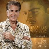 Play & Download Homenaje a Jose Alfredo Jimenez by José Luís Rodríguez | Napster