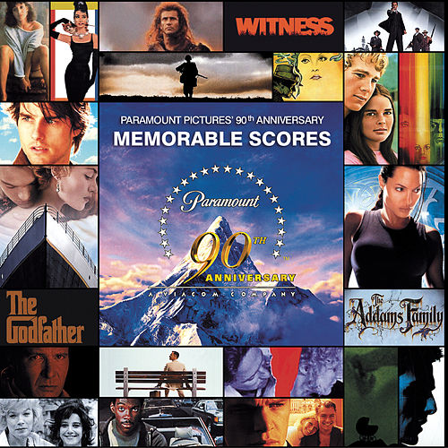 Paramount Pictures 90th Anniversary: Memorable Scores by Various Artists