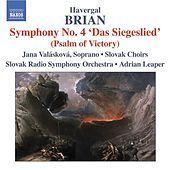 BRIAN: Symphonies Nos. 4 and 12 by Various Artists