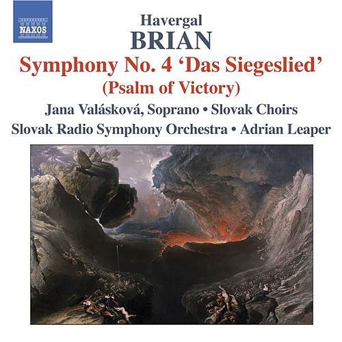 Play & Download BRIAN: Symphonies Nos. 4 and 12 by Various Artists | Napster