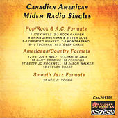 Canadian American Midem Radio Singles by Various Artists